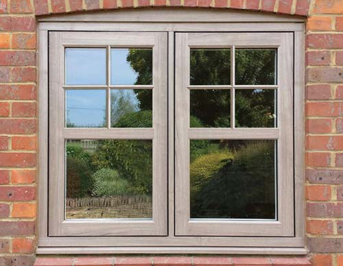 Flush Window Frames