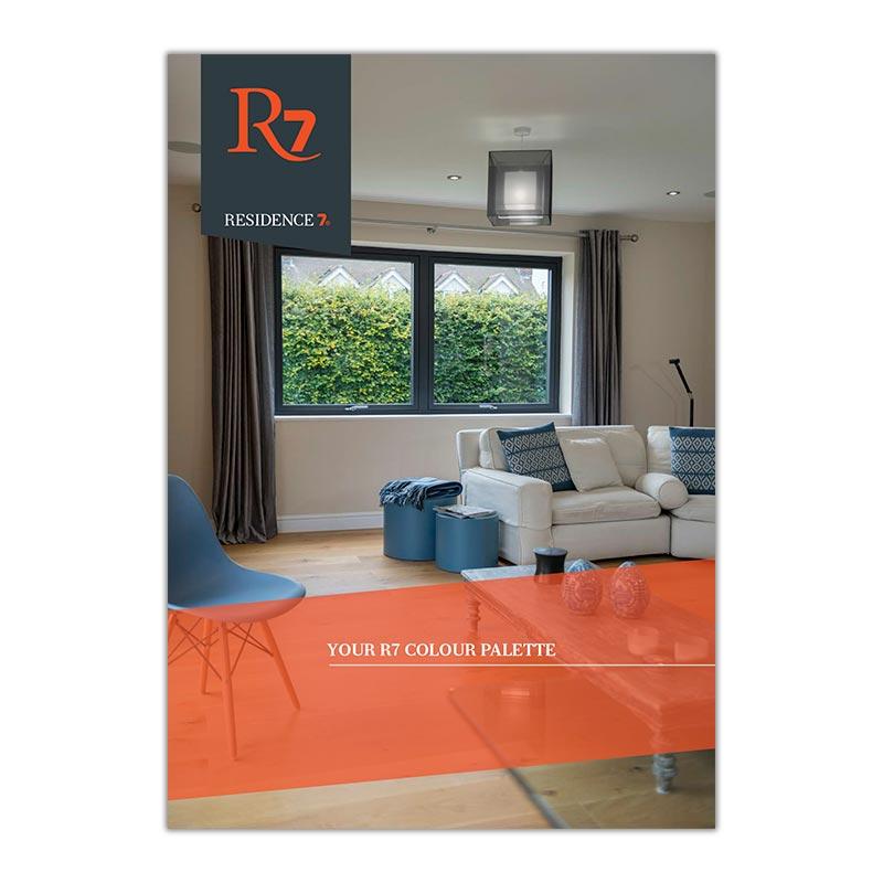 R7 Colour Palette Brochure