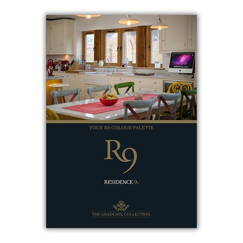 R9 Colour Palette Brochure