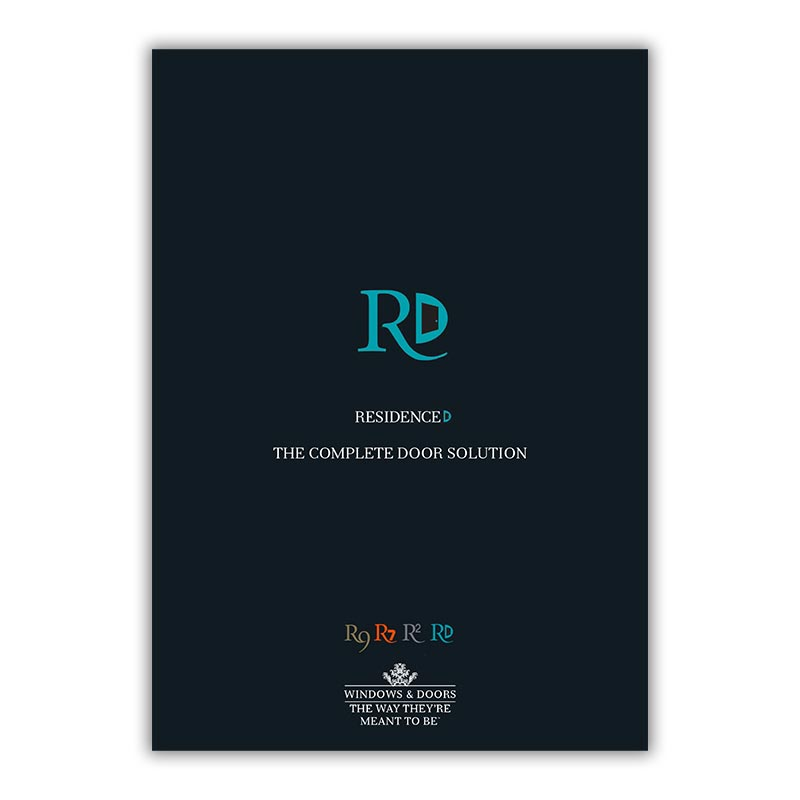 RD Residence Door Collection