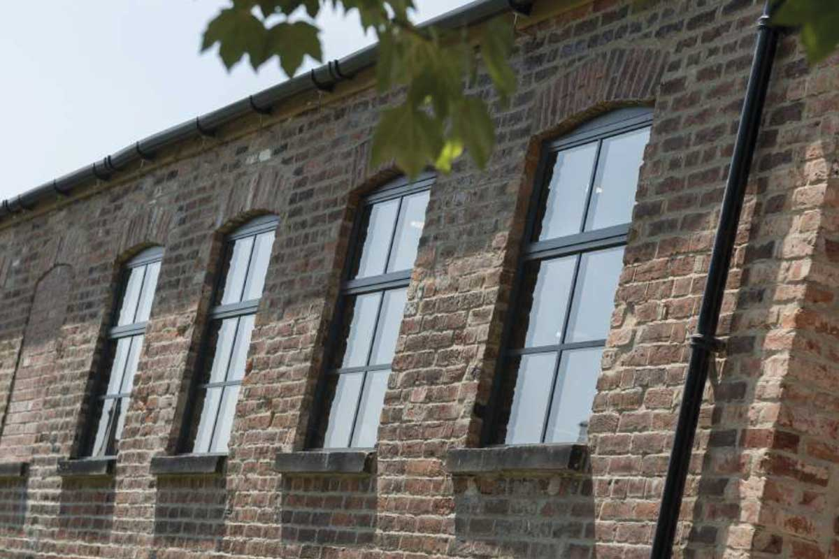 aluminium windows in Southampton