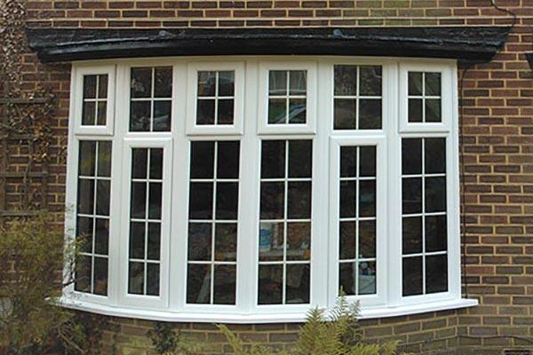 bow windows in Southampton