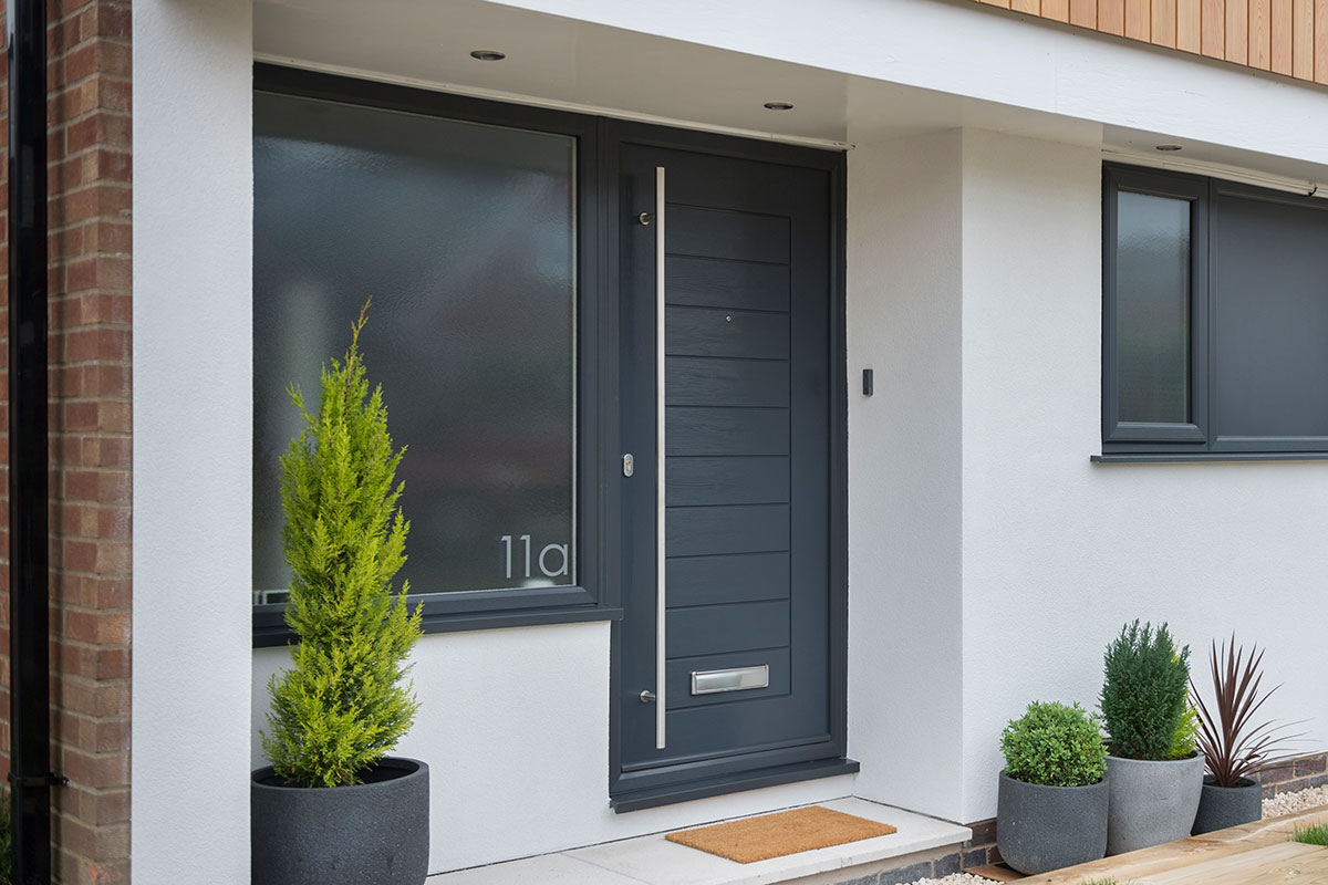 contemporary composite door Southampton