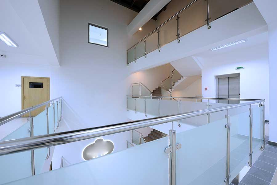 glass ballustrades southampton