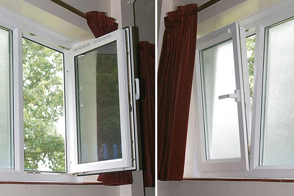 tilt and turn windows Southampton