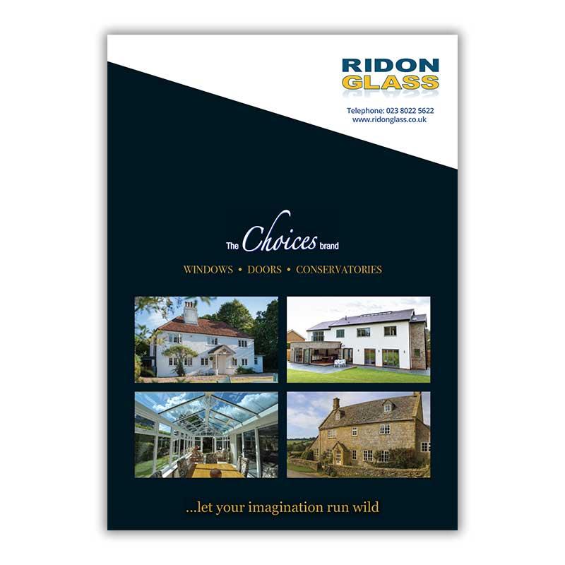 Ridon Glass - Choices brochure