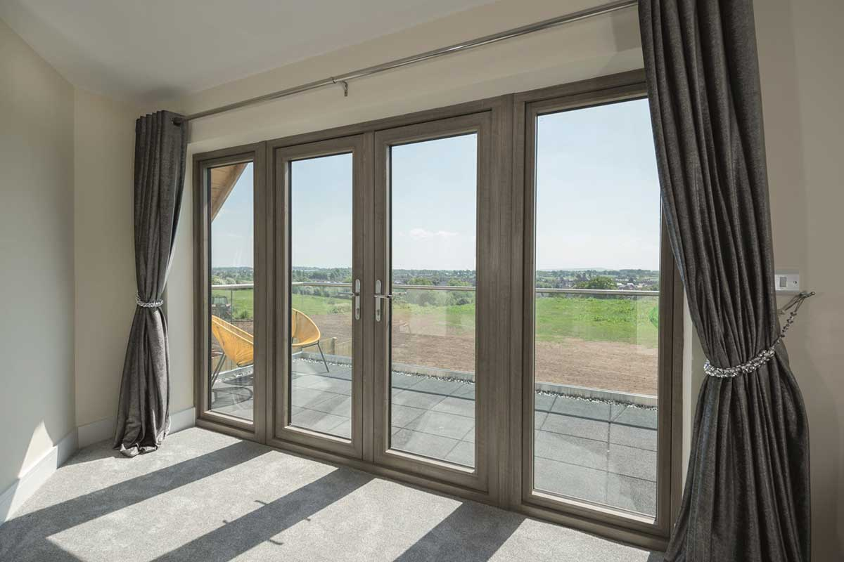 residence r2 french door