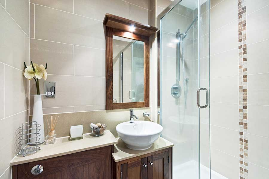 shower screens and shower glass